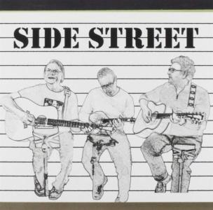 Side Street - White Lined Paper