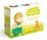 Gli Animali Della Fattoria E I Loro Piccoli. I Piccoli Montessori. Ediz. A Colori. Con 32 Carte