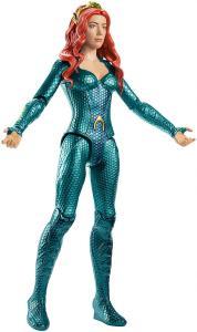 Dc Comics: Mattel - Aquaman - Personaggio 30 Cm Mera
