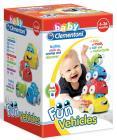 Clementoni: Baby - Veicoli Attivita' Scopri E Impila