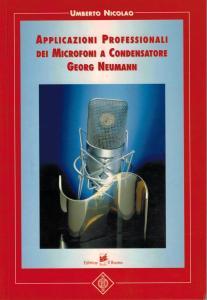 Applicazioni professionali dei microfoni a condensatore Georg Neumann