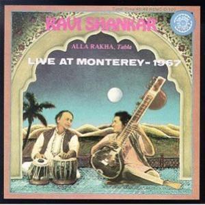 Ravi Shankar - Live At Monterey - 1967