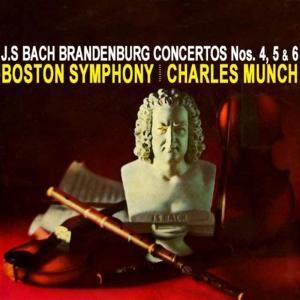 Johann Sebastian Bach - Brandenburg Concertos Nos. 4-6