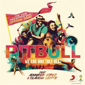 Pitbull Feat Jennifer Lopez - We Are One (Ole Ola)