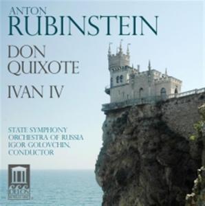 Anton Rubinstein - Don Quixote, Ivan IV