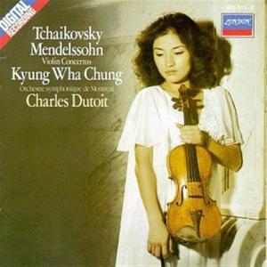 Pyotr Ilyich Tchaikovsky / Felix Mendelssohn - Violin Concertos