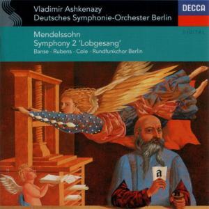 Felix Mendelssohn - Symphony No.2 - Vladimir Ashkenazy And Philharmonia Orchestra