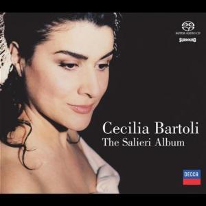Cecilia Bartoli: The Salieri Album (Sacd)