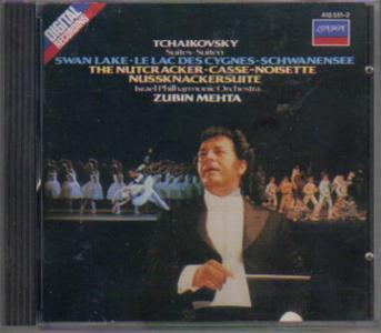 P.I. Tchaikovsky - Swan Lake / The Nutcracker Suite - Zubin Mehta