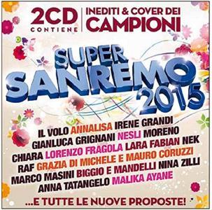 Super Sanremo 2015 / Various (2 Cd)