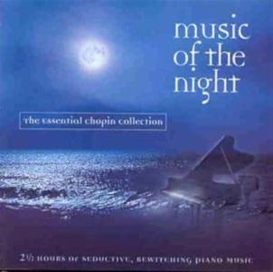 Fryderyk Chopin - Music Of The Night (2 Cd)