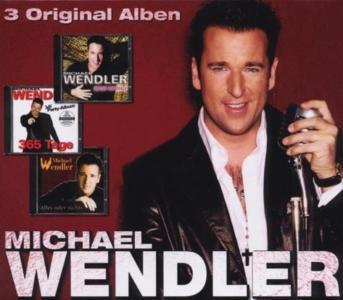 Michael Wendler - 3 Original Alben (3 Cd)