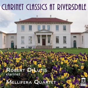 D. Lutis Robert / Quartet Mellifera - Clarinet Classics At Riversdale