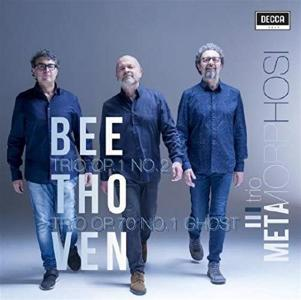 Ludwig Van Beethoven - Trios Op. 1 & 70 Ghost