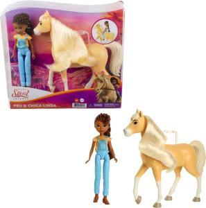 Spirit Doll & Horse Pru And Chica Linda