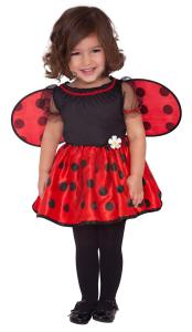 Children'S Cost.Little Ladybug 12 - 24 Months  Cb