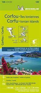 Carta 11140 Corfù e le isole ionie