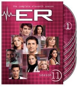 Er: Complete Eleventh Season (6 Dvd) [Edizione: Stati Uniti]