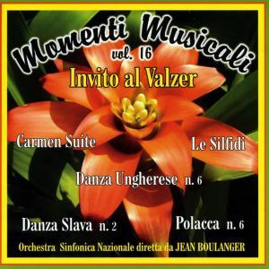 Jean Boulanger - Momenti Musicali: Vol.16 Invito Al Valzer