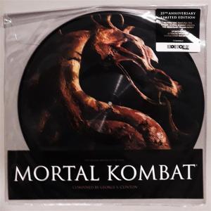 George S. Clinton - Mortal Combat O.S.T. (Picture Disc) (Rsd 2020)