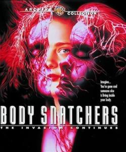 Body Snatchers (1993) [Edizione in lingua inglese]