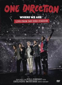 One Direction - Where We Are. Live From San Siro Stadium