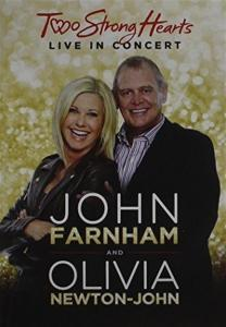 John Farnham & Olivia Newton-John - Two Strong Hearts : Live In Concert  (Dvd / Ntsc 0)