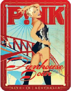 Pink - Funhouse Tour - Live In Australia