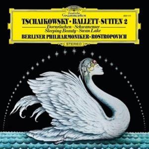 Pyotr Ilyich Tchaikovsky - Swan Lake (Suite), Sleeping beauty (Suite)