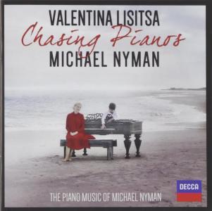 Michael Nyman - Chasing Pianos - The Piano Music Of Michael Nyman
