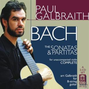 Johann Sebastian Bach - Sonatas & Partitas