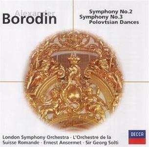 Alexander Borodin - Symphonies No. 2-3