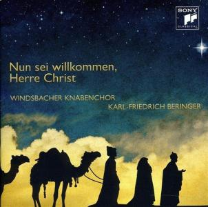 Windsbacher Knabenchor: Nun Sei Willkommen, Herre Christ