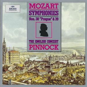 Wolfgang Amadeus Mozart - Symphony No.38 'Prague', 39