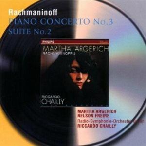 Sergej Rachmaninov - Piano Concerto 3 / suite 2