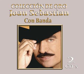 Joan Sebastian - Coleccion De Oro: Con Banda (2 Cd)
