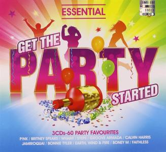 Get The Party Started / Various (3 Cd)