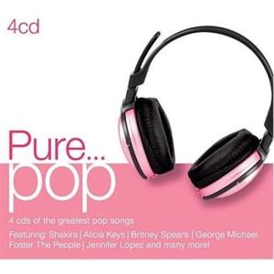 Pure: Pop / Various (4 Cd)