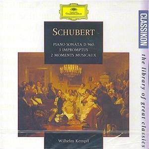 Wilhelm Kempf - Schubert:Piano Sonata D960