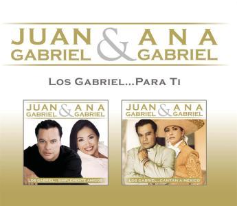 Gabriel Juan / Gabriel Ana - Los Gabriel: Para Ti (Snys)