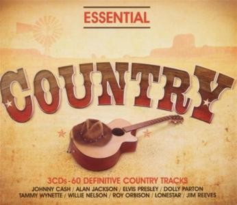 Essential Country: 60 Definitive Country Tracks / Various (3 Cd)