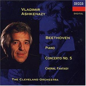 Ludwig Van Beethoven - Piano Concerto No 5. Choral Fantasy