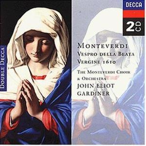 Monteverdi - Vespro - Gardiner (2 Cd)