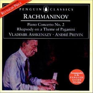 Sergej Rachmaninov - Piano Concerto 2, Rhapsody On A Theme Of Paganini