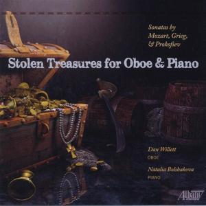 Stolen Treasures For Oboe & Piano