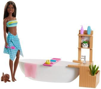 Barbie - Barbie Fizzy Bath Playset