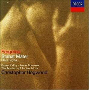 Giovanni Battista Pergolesi - Stabat Mater, Salve Regina