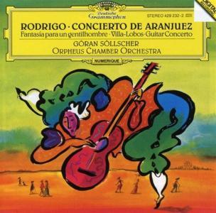 Joaquin Rodrigo / Heitor Villa-Lobos - Concierto D'Aranjuez