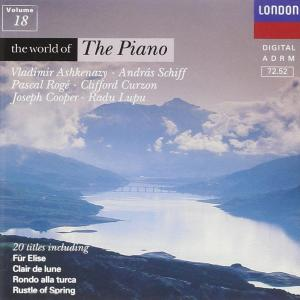 World Of The Piano (The): Vol.18
