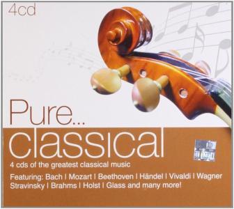 Pure Classical (4 Cd)